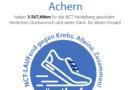 Laufend gegen Krebs – NCT-Lauf 02.07.–04.07.2021